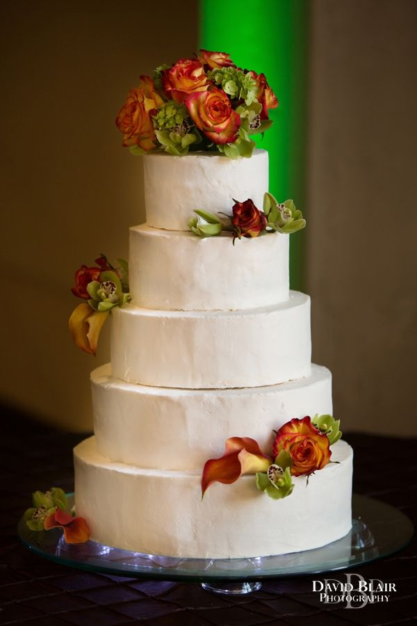 Brandon And Amys Wedding Cake