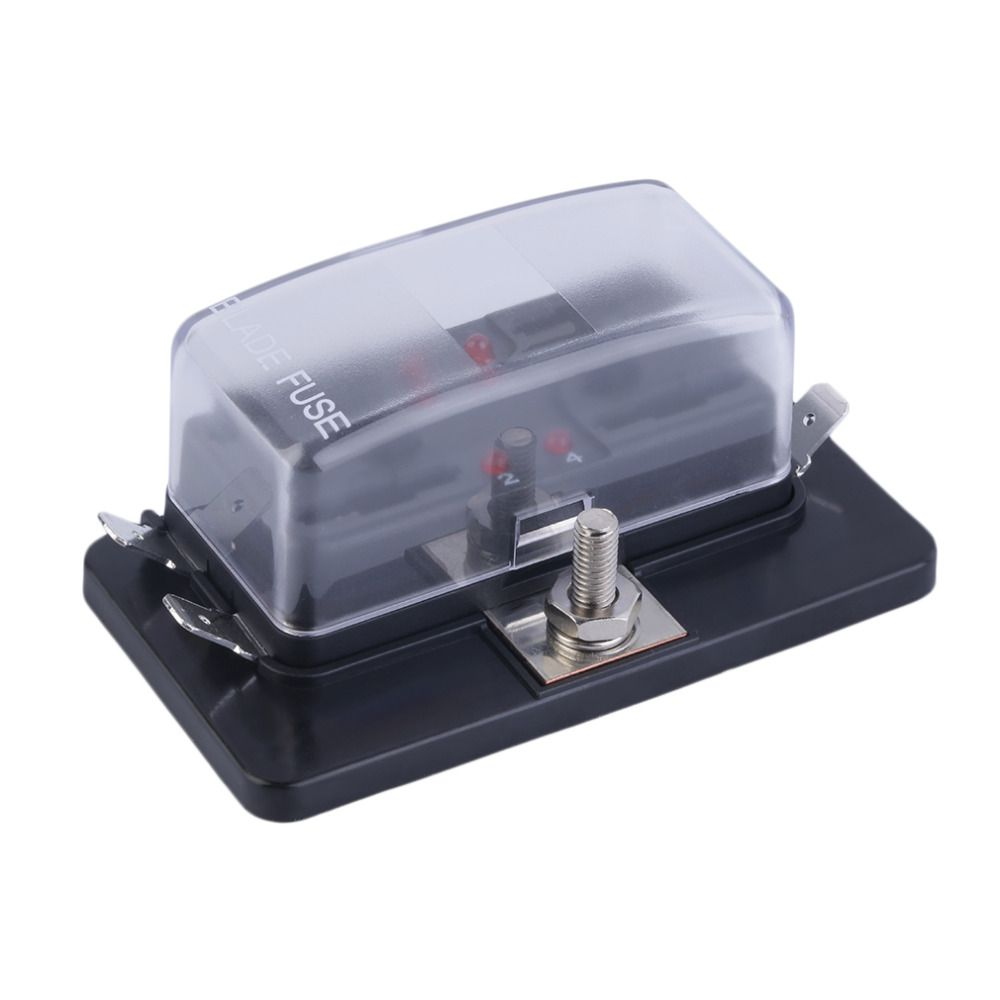 Cimiva 6 Way Circuit Car Automotive Atc Ato Fuse Box For Middle Size Blade Hot Selling