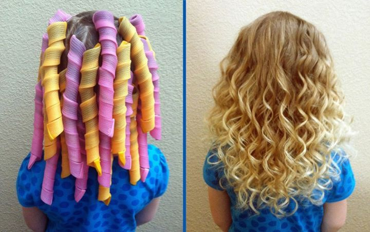 The 25 Best No Heat Hair Curlers Ideas On Pinterest
