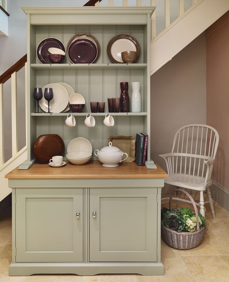Our Finest Kitchen Dressers Are Displayed In Our Showrooms