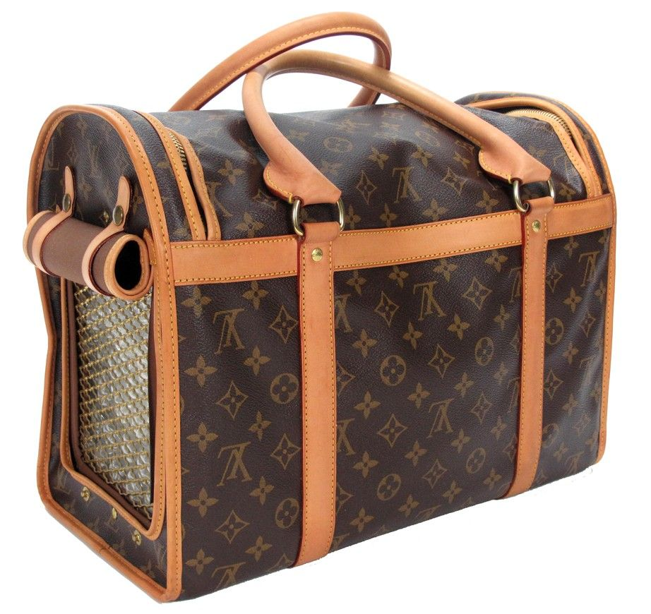 Most Expensive Pet Accessories In The World 4 Louis Vuitton Dog Carrier 58 000