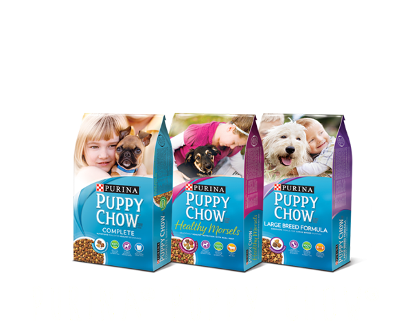 Get A Coupon For Purina Puppy Chow Purina Puppy Chow Purina