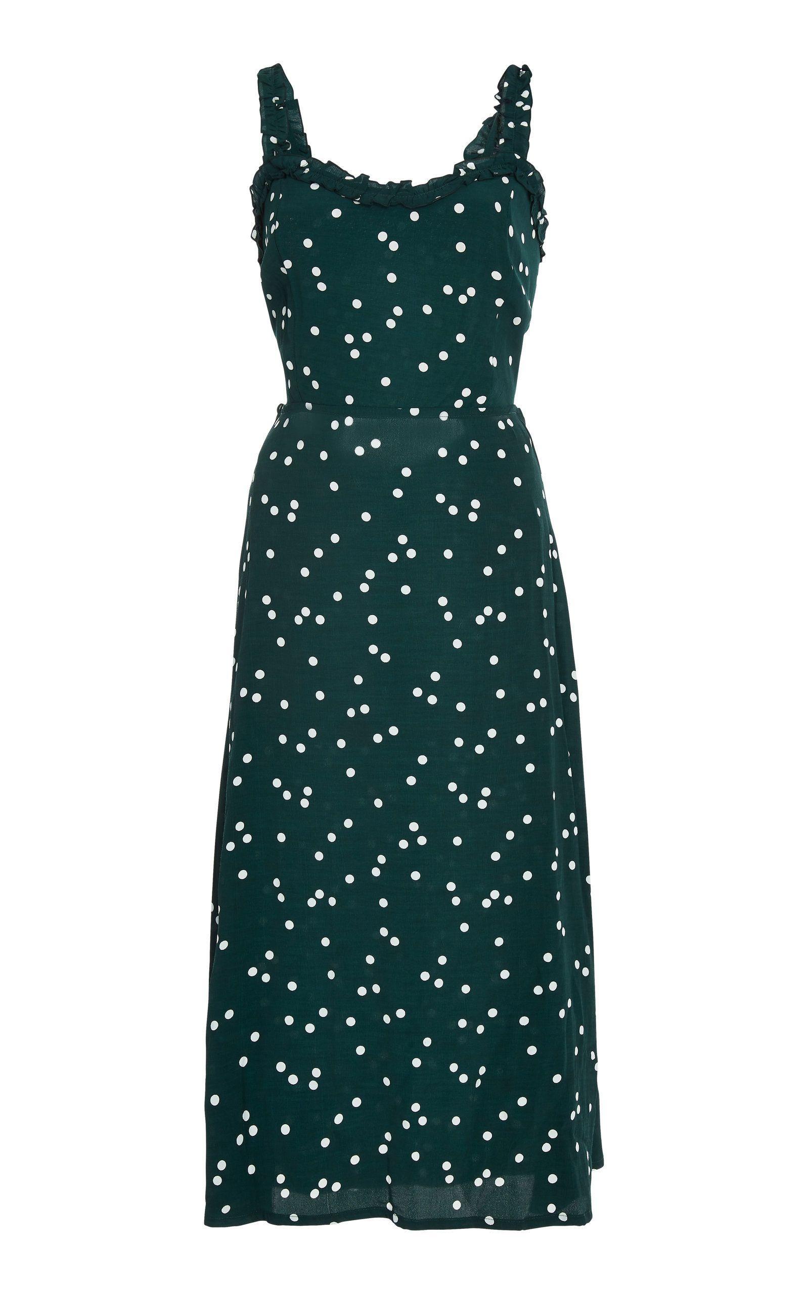 Faithfull Gizele Midi Dress  Pinterest  Midi dresses Moda and Bodice