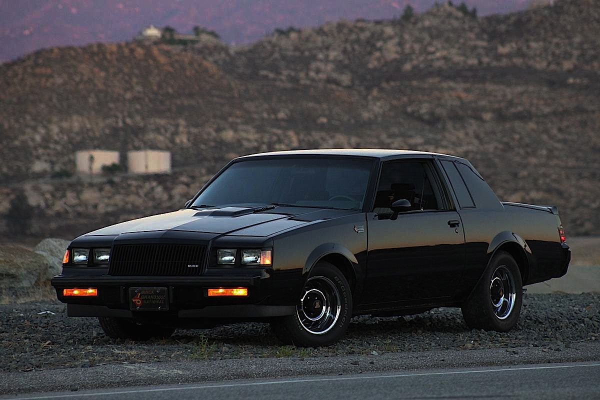 Meanest Buick Ever Made Buick Grand National Gnx Buick