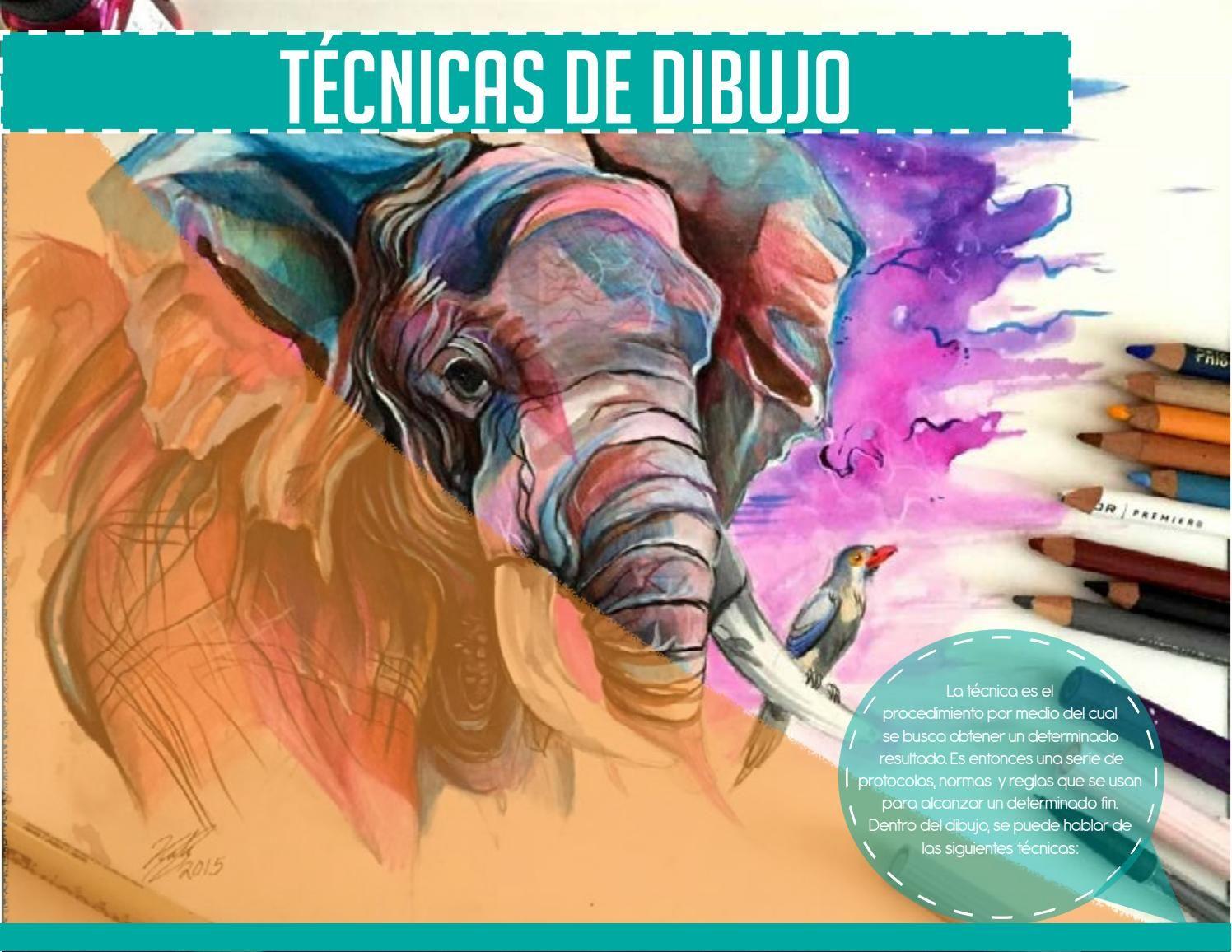 Manual De Tecnicas De Dibujo Para Jovenes Estudiantes De Diseno Grafico Oil Painting Techniques Drawings Painting Techniques