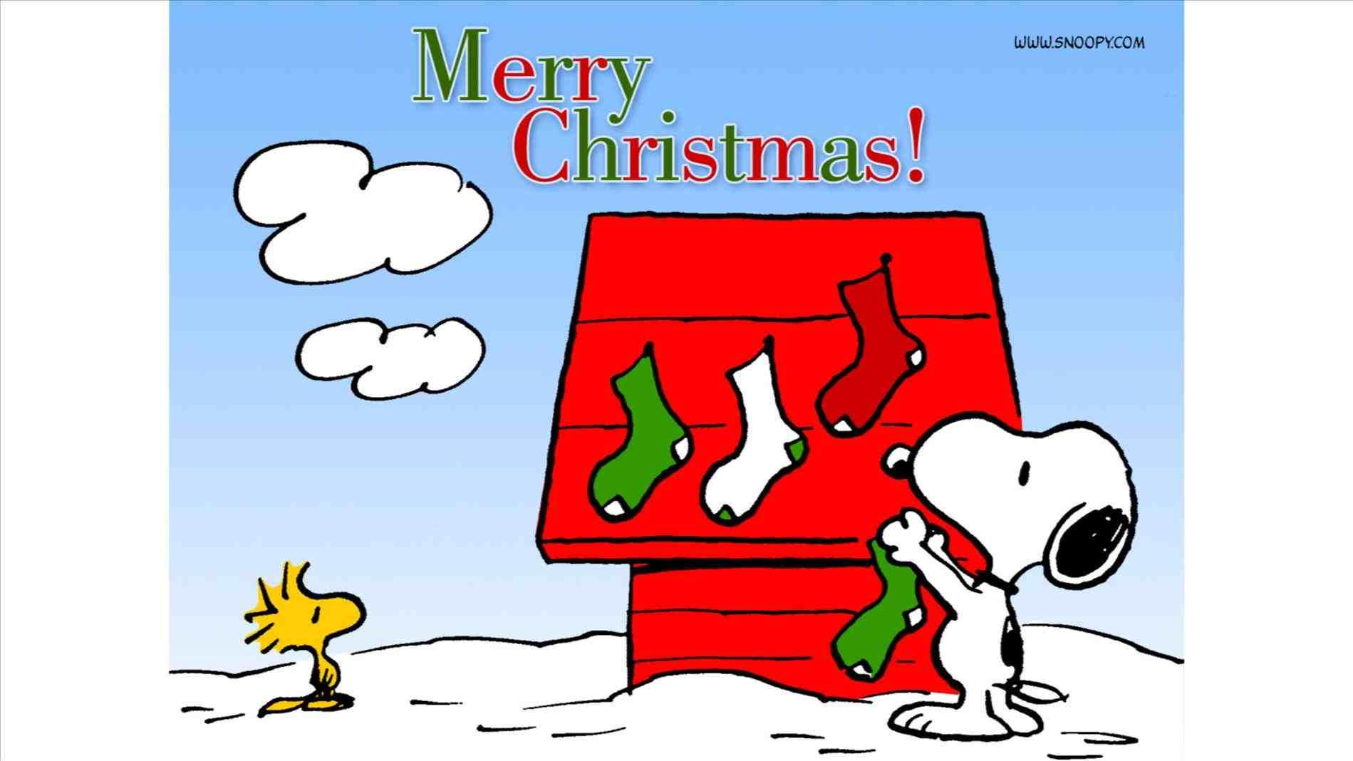 new merry christmas snoopy wallpaper at temasisteminet - Merry Christmas Snoopy