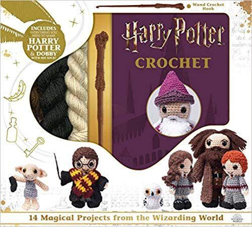 Amazon Fr Harry Potter Crochet Lucy Collin Livres