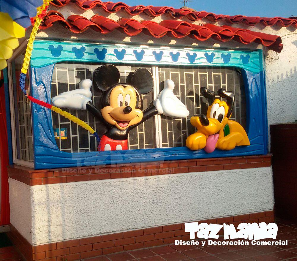 Decoraci N Comercial Jard N Infantil Tim Garden Bogot Http  # Muebles Safari Bucaramanga