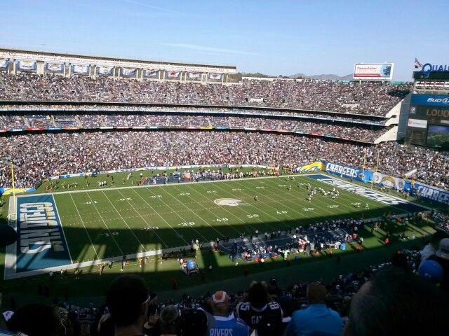 Chargers Stadium