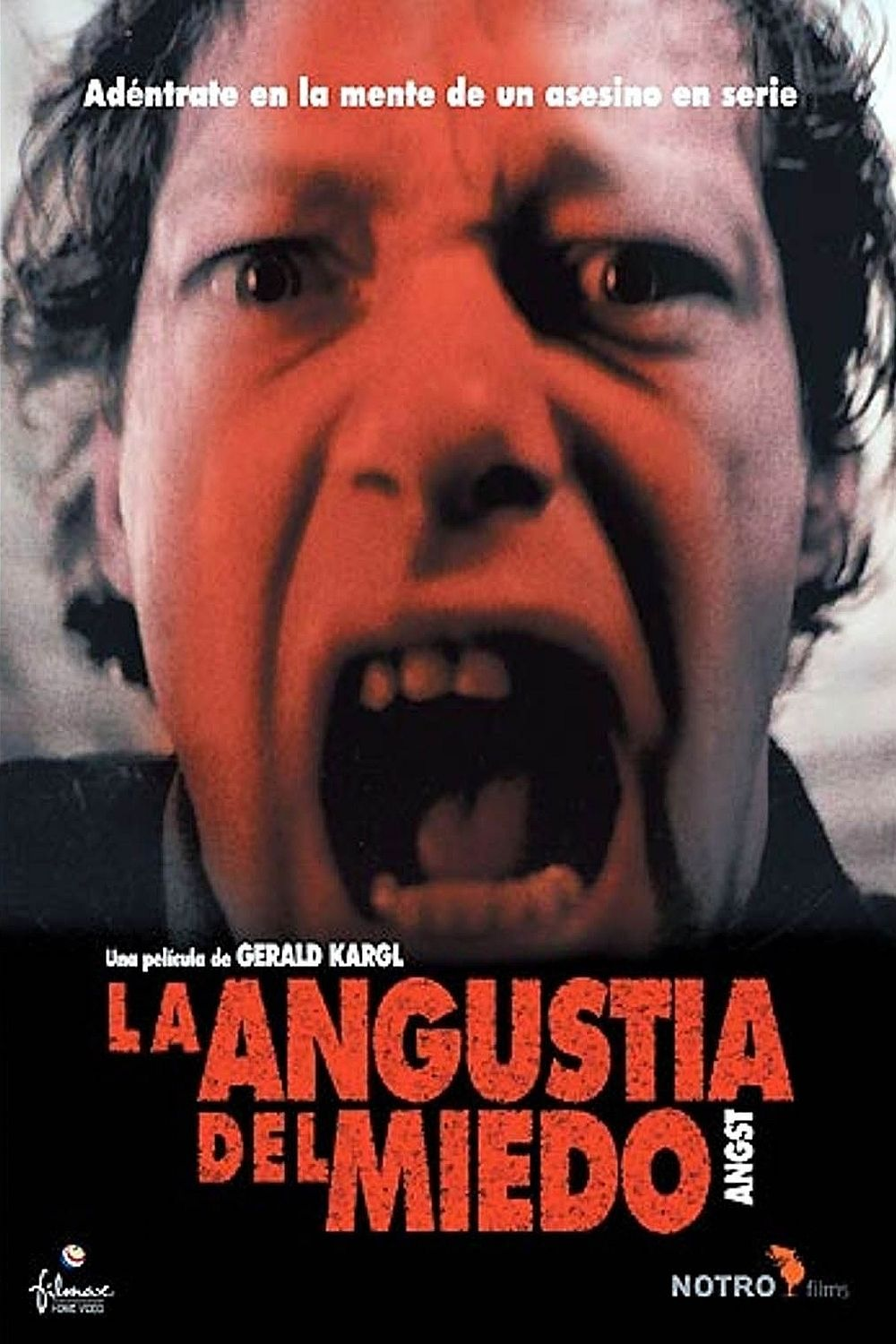 Angst Movie 2003 gerald kargl (1983) angst {fear} | m276 | film structure