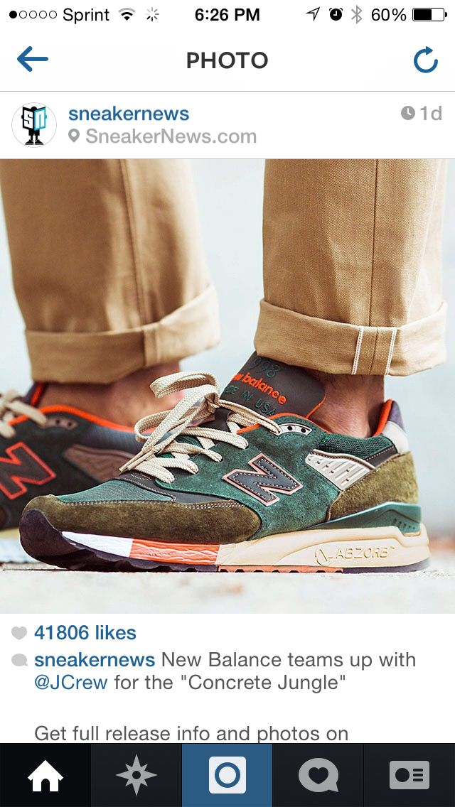 check out 0a404 94b1c New Balance  Sneakers Great Earth Tone colors for the fall!