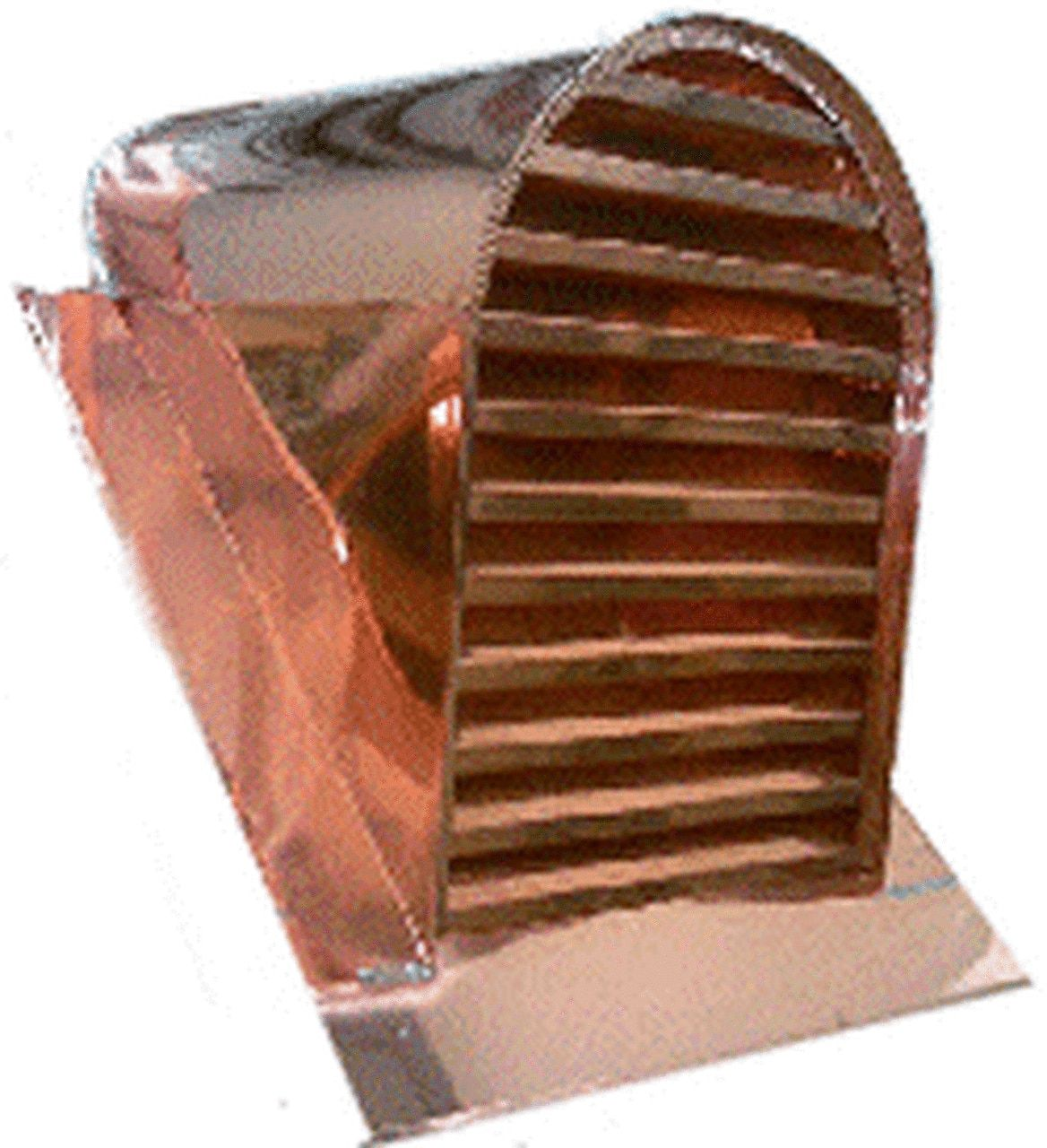 Copper Roof Vent Or Dormer 12x18 Tombstone In 2020 Copper Roof Roof Vents Dormers