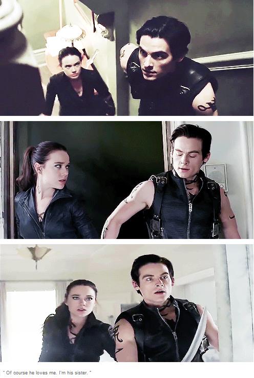 Isabelle & Alec