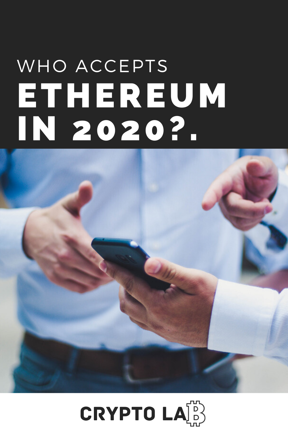 Who Accepts Ethereum