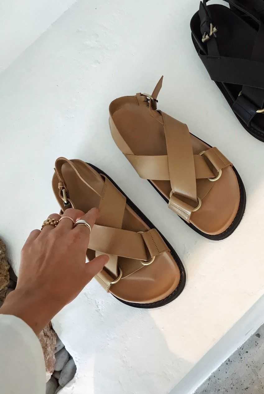the Alila sandal in 2020 Gladiator style sandals