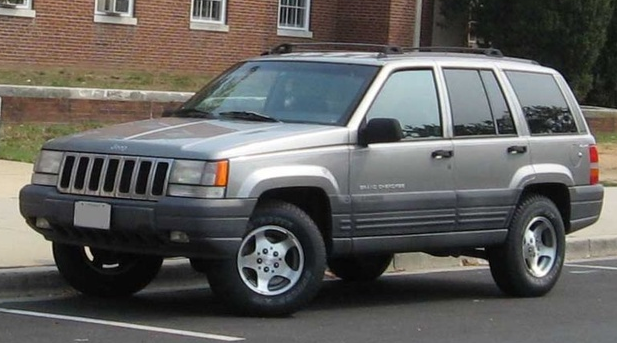 1995 Jeep Grand Cherokee Owners Manual Through Its Historical Past Jeep Has Endured For Toughness And Ov Jeep Grand Cherokee Jeep Grand Cherokee Laredo Jeep