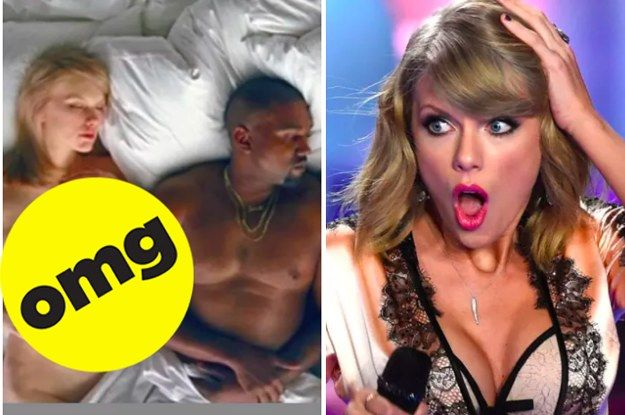 Could Taylor Swift Looking Naked In Her New Video Be A Dig -4929