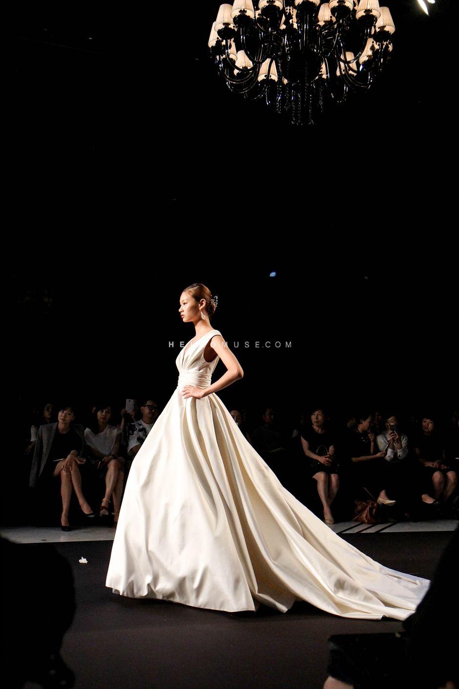 Hello Muse wedding bridal shop, Korean celebrities wedding
