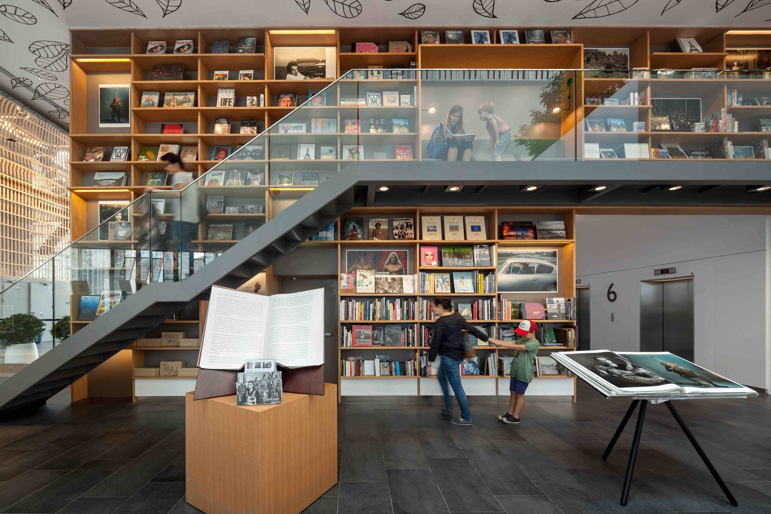 Open House Central Embassy by Klein Dytham architecture LIBRARY Pinterest