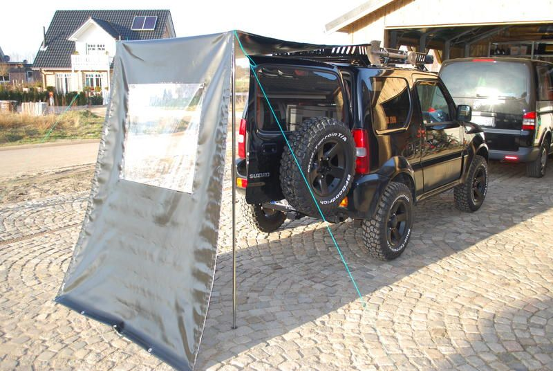 jimny camper 4x4 camping umbau. Black Bedroom Furniture Sets. Home Design Ideas