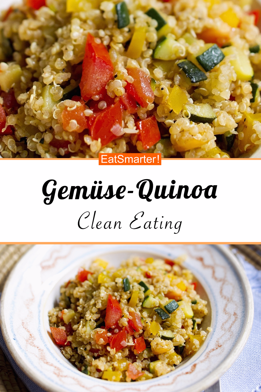 Gemüse-Quinoa