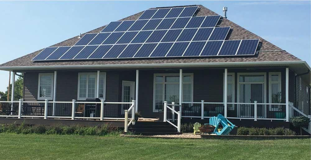 Solar Power Systems Complete Home Solar Systems