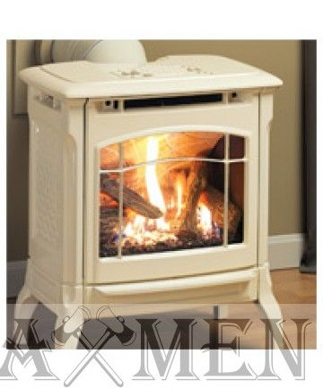 Hearthstone Dv Stowe Gas Stove W Manual Switch Small Gas Fireplace Gas Stove Fireplace Small Gas Stove