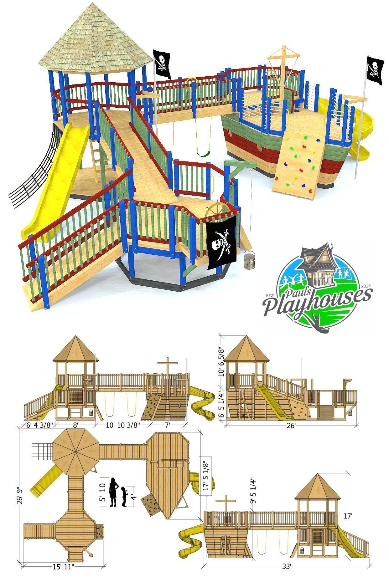 Pin on children playground design