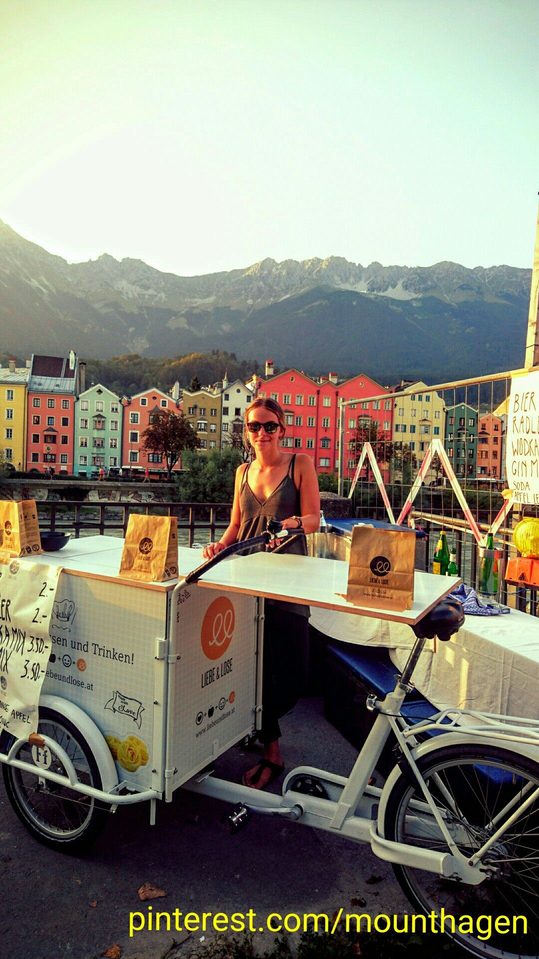 New Liebe Lose In Location In Innsbruck In The City Center At