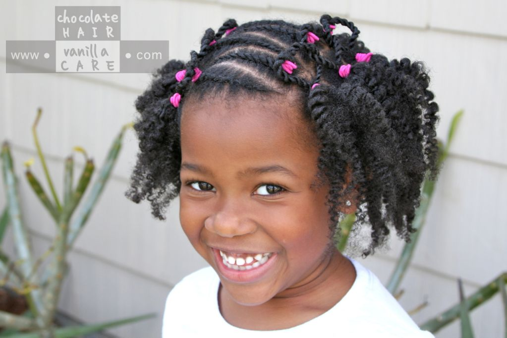 Astounding 1000 Images About My Brown Babies On Pinterest Chocolate Hair Short Hairstyles For Black Women Fulllsitofus