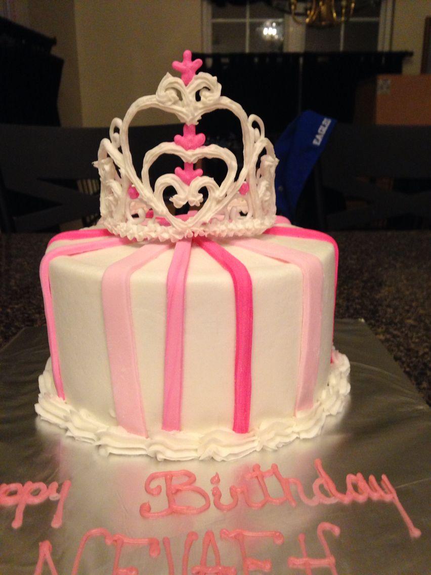 Princess tiara smash cake 11.6.14