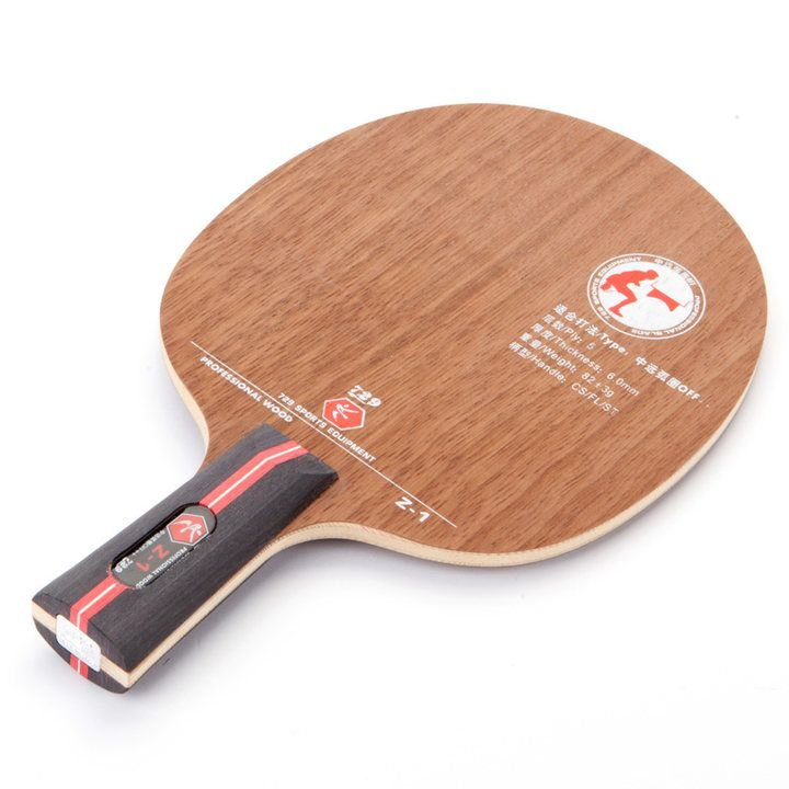 Friendship 729 Z1 Z 1 Table Tennis Blade 5 Ply Wood Loop Style Racket Ping Pong Bat Affiliate Table Tennis Racquet Sports Ping Pong