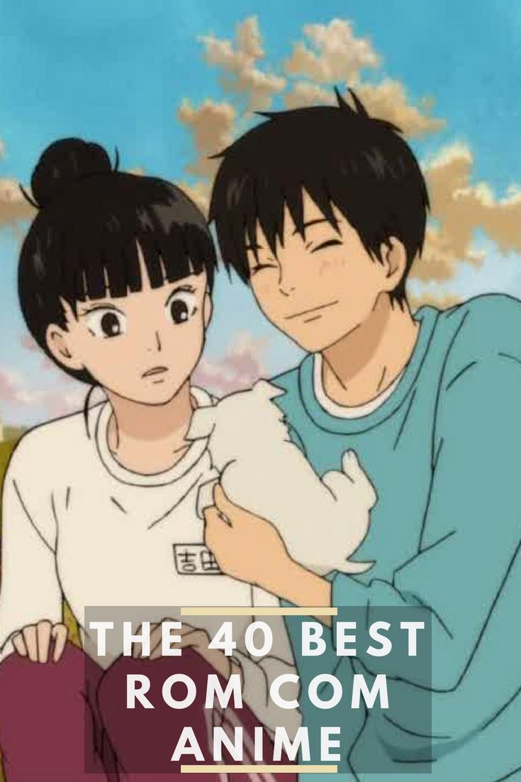 The 40 Best Rom Com Anime Comedy Romance Anime — ANIME