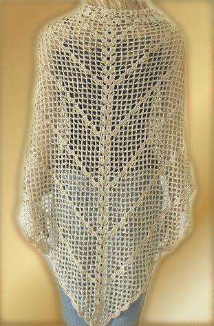 Free Crochet Lace Cowl Pattern Misty Morning Cowl Crochet