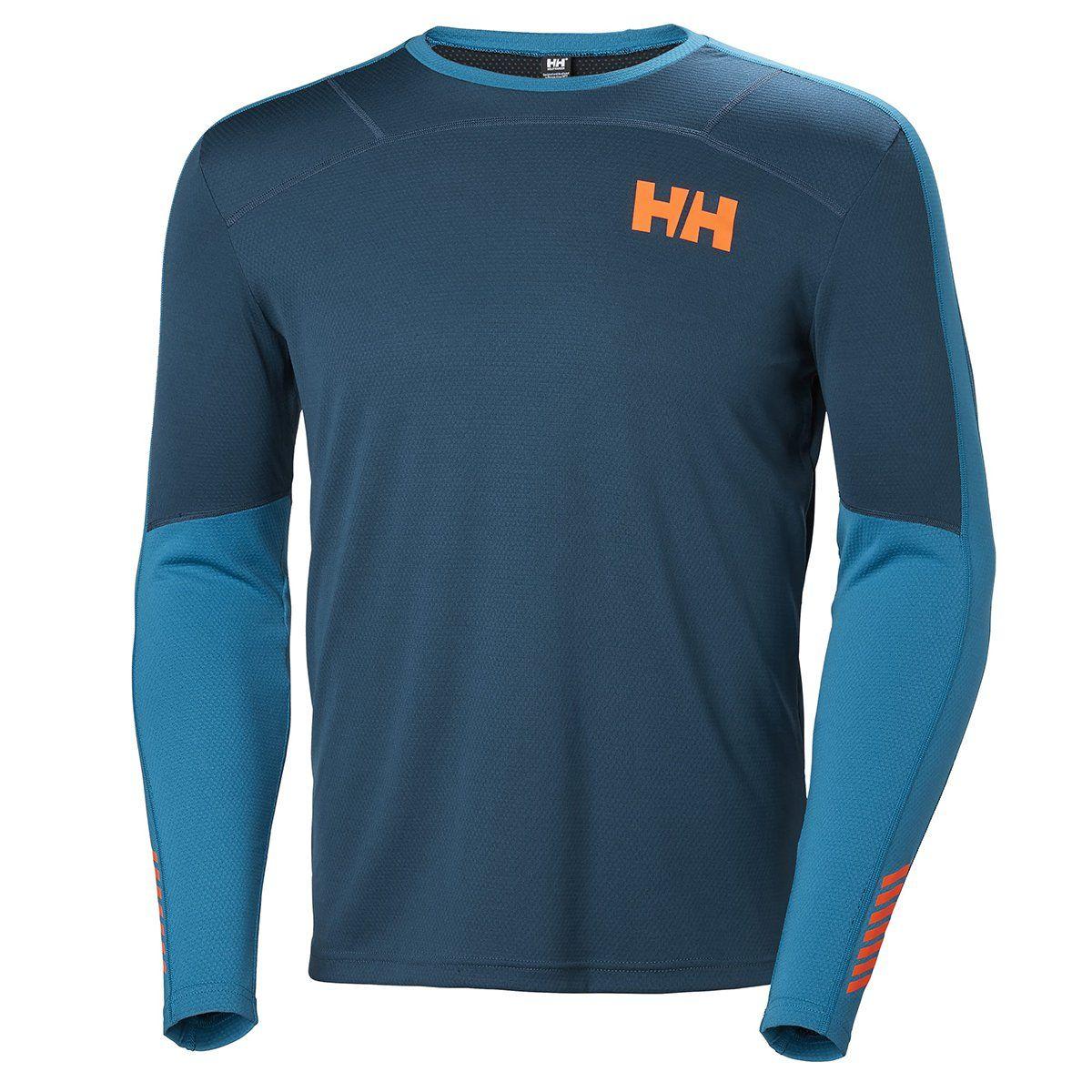 Helly Hansen Mens Hh LIFA Active Mesh Shortsleeve Baselayer Wicking Top
