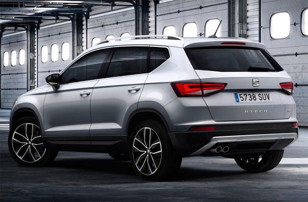 Seat Ateca Specifications Equipment With Images Small Suv