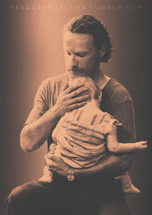 """""""We get to come back."""" Rick Grimes                                                                                                                                                      More"""