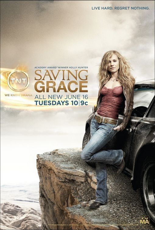 An Angel Offers A Jaded Oklahoma City Police Detective The Chance To Redeem Her Life Saved By Grace Tv Series Series Online Free
