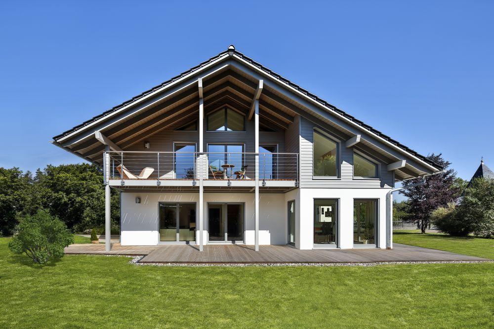 HAUS BERNAU Die Architektur dieses modern interpretierten