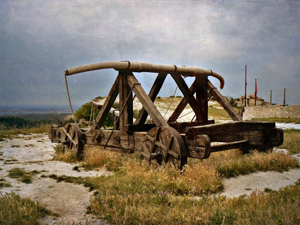 middle ages catapult middle ages pinterest middle ages