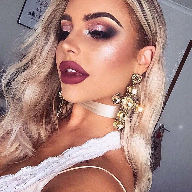 𝐬𝐮𝐪𝐚𝐩𝐥𝐮𝐦 ∘⁺ in 2020   Pretty makeup, Aesthetic makeup