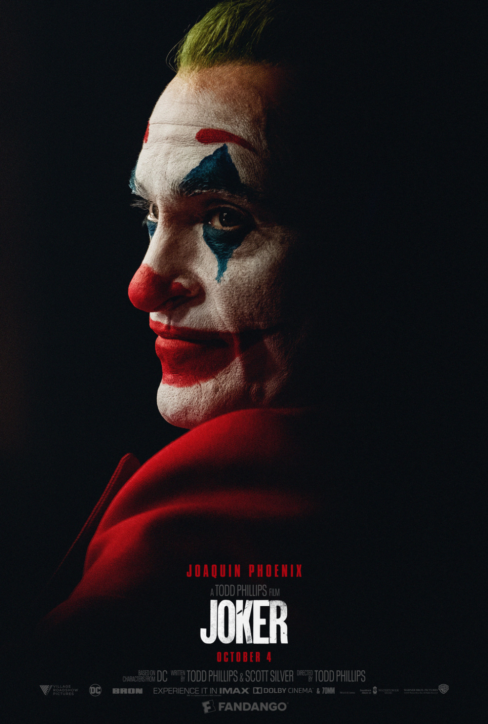 Return to the main poster page for Joker (9 of 10) (With