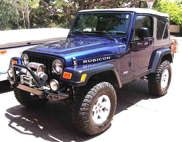 Jeep Wrangler 4x4 Off Road Four Wheel Drive Usa Vehicles With