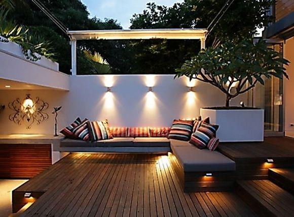 Décoration extérieur - déco de terrasse et véranda