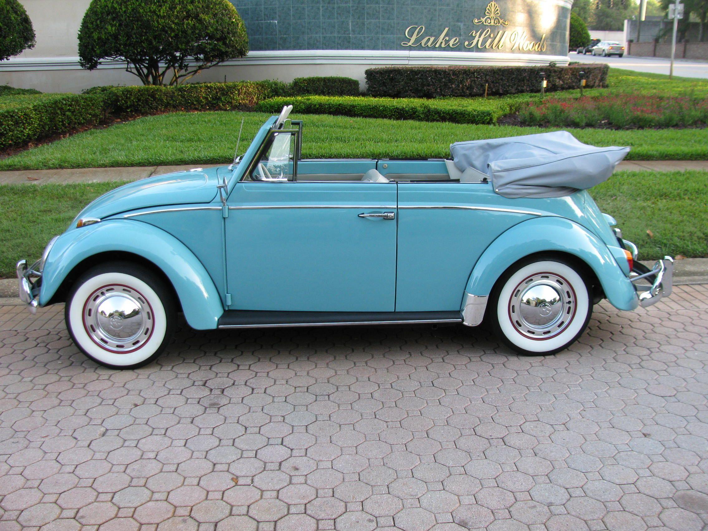 convertible autoform beetle volkswagen vehicles