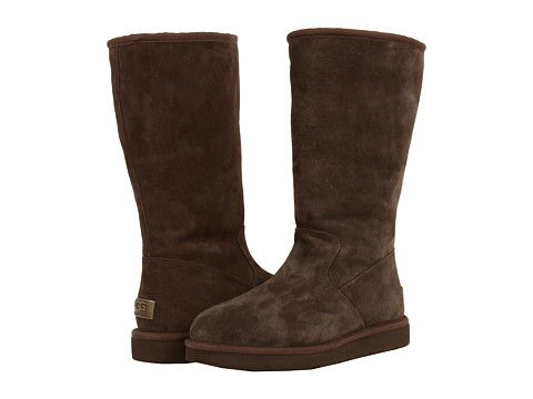Womens Boots UGG Sumner Chocolate
