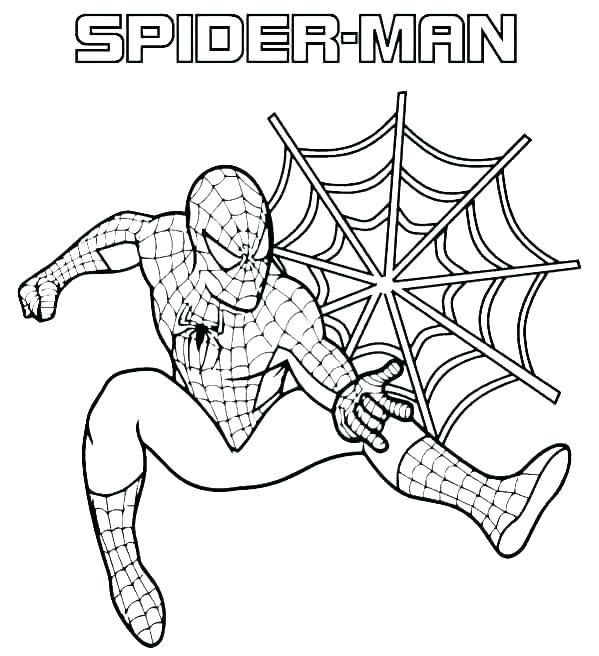 Spiderman Pictures To Print Spiderman Coloring Pages Online Spider Man Homecoming Colorin Superhero Coloring Pages Spiderman Coloring Avengers Coloring Pages