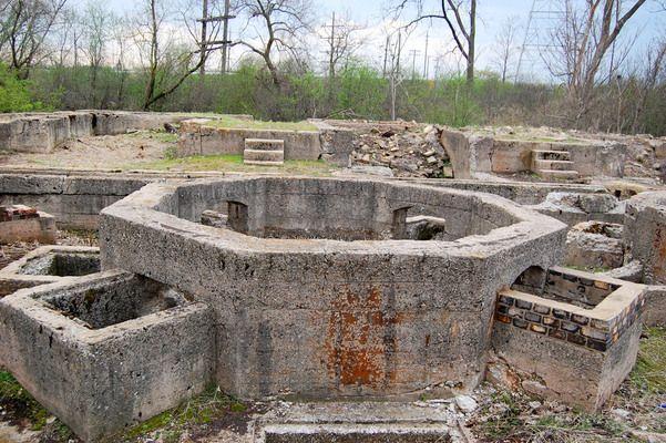 Joliet Iron and Steel Works | Atlas Obscura
