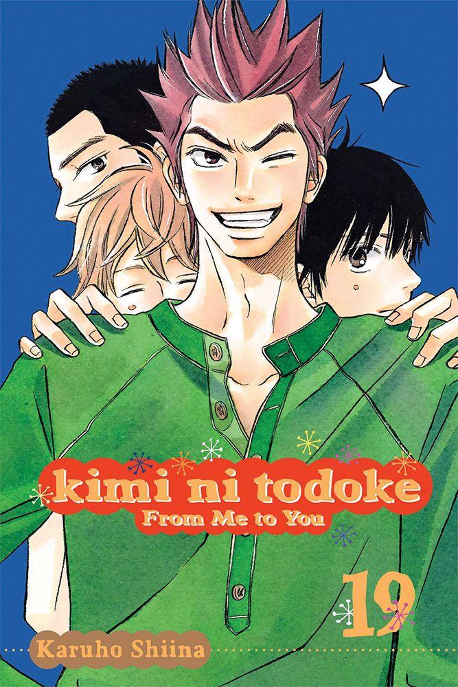 Kimi ni Todoke (From Me to You) Graphic Novel 19 Kimi ni