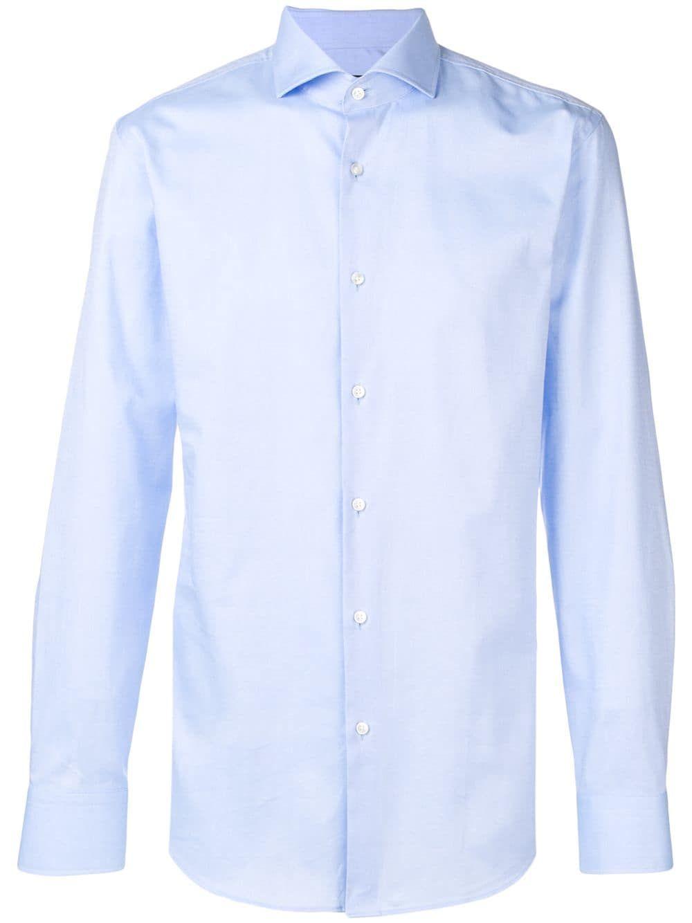 685e55a89 BOSS HUGO BOSS BOSS HUGO BOSS CLASSIC SHIRT - BLUE. #bosshugoboss #cloth